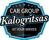 Το λογότυπο της εταιρείας Κωνσταντίνος Χ. Καλογρίτσας (Car Group Kalogritsas)